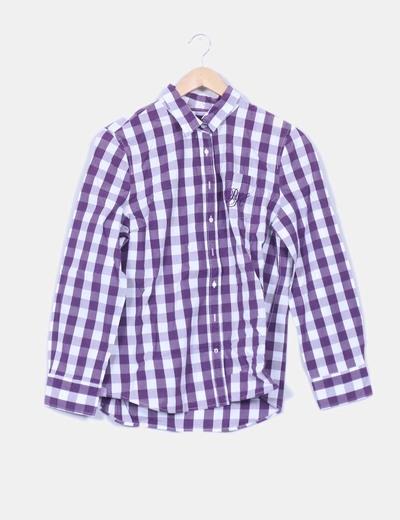 Camisa de cuadros  Pedro del Hierro