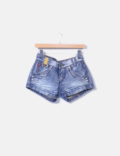 Short denim Miss Sixty