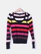Jersey tricot de rayas Sonia Rykiel