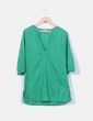 Blusa verde Tex Woman
