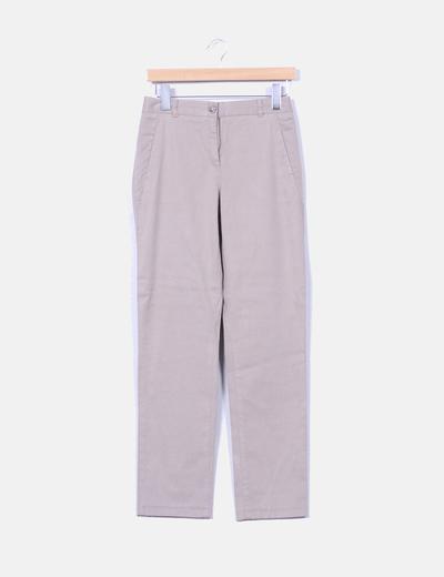 Pantalón chino beige  Jocavi