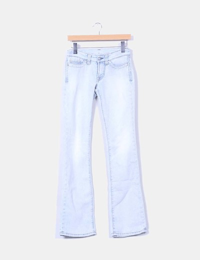Jeans claro SOS
