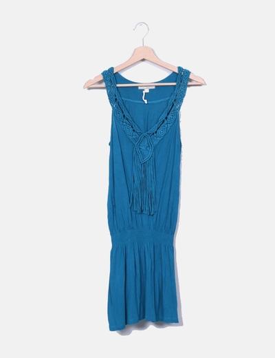 Robe bleue Springfield
