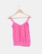 Top de rayas rosa H&M