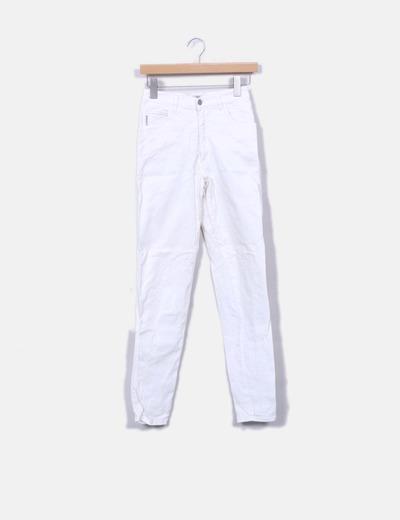 Armani Jeans Weiße Hose mit hoher Taille (Rabatt 86 %) - Micolet 038859b81f