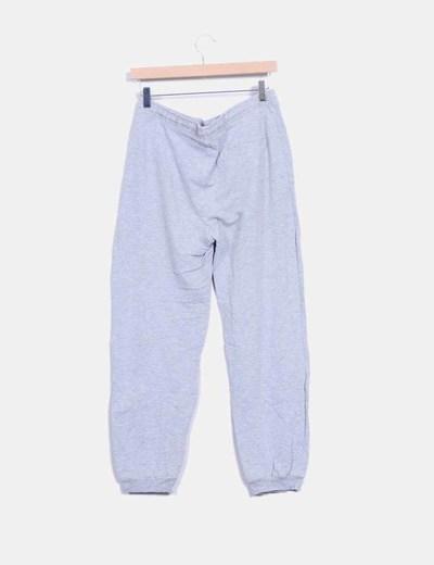 Pantalon gris sport