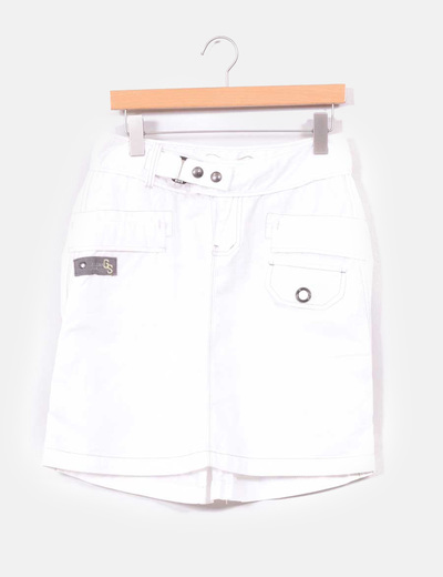 Jupe blanche G-Star Raw