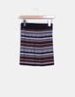 Falda mini étnica elástica Pull&Bear