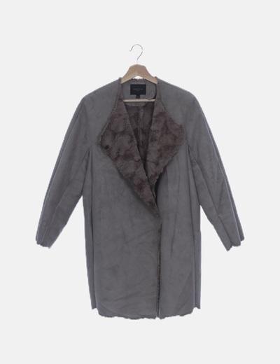 Cortefiel long coat