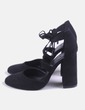 Chaussures à talon Bershka