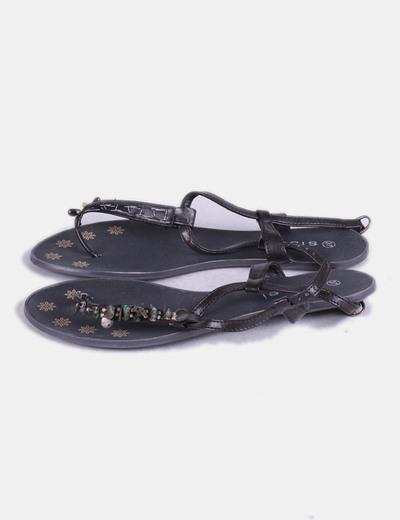 Sandálias rasas Sissei