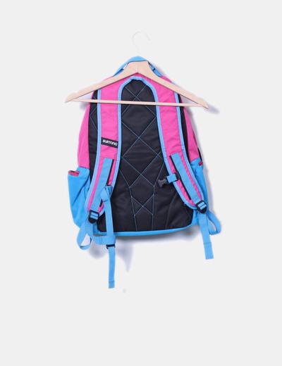 Burton Mochila rosa e azul (desconto de 75%) - Micolet 64953785d5