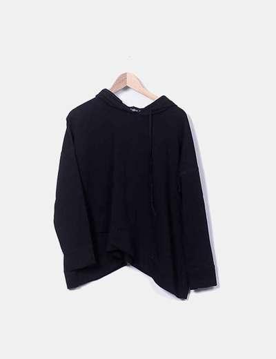 Black hoodie SheIn