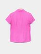 Camisa rosa manga corta Pedro del Hierro