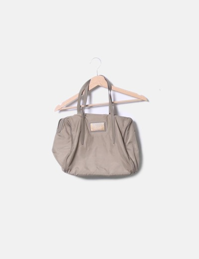 Sac beige shopper Bimba&Lola