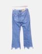 Jeans flare deshilachados Pull&Bear