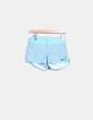 Short azul con estampado Nike