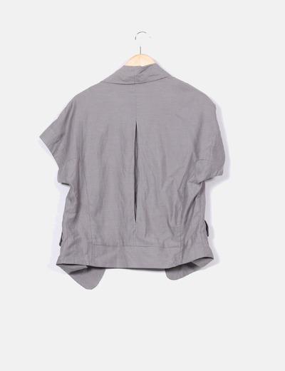 Cardigan gris