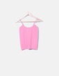 Camiseta rosa de tirantes Unno