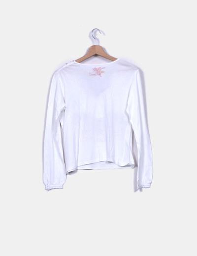 Camiseta manga larga pedreria