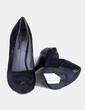 Zapatos texturizado animal print negro miMaO