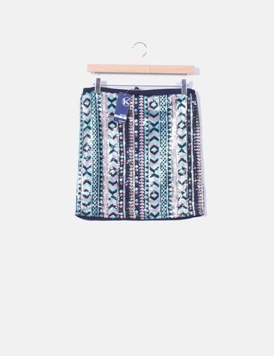 Mini jupe Kiabi
