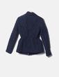 Manteau bleu rembourré Primark