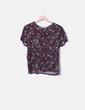 T-shirt imprimé floral Zara