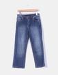 Pantalón tobillero de pata recta Easy Wear