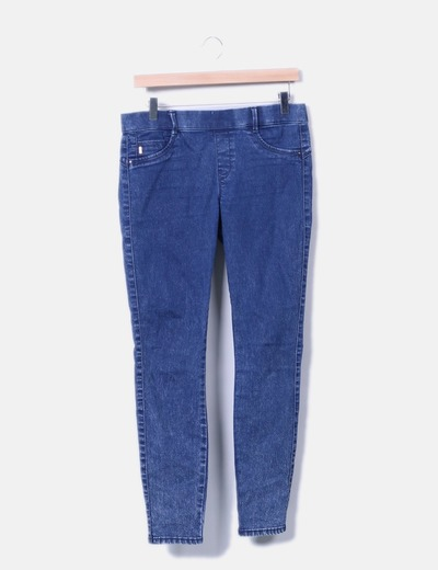 Legging denim azul Lefties