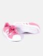 Zapatilla deportiva terciopelo rosa Adidas