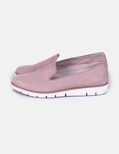 Textur Chaussures Nude Couleur Graceland Wedge Op8nw