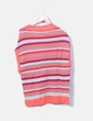 Chaleco oversize tricot rayas Adolfo Dominguez