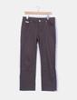 Pantalon marron coupe droite Benetton