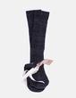 Calcetines negros glitter Alto Milano