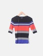 Camiseta tricot rayas Primark
