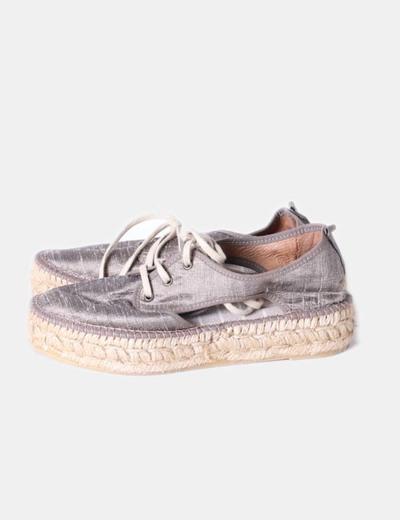 Chaussure ouverte avec semelles aïta