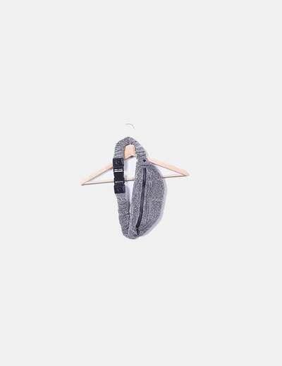 Prise de poignée élastique argent Zara