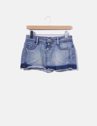 Mini jupe Inside