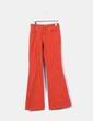 Pantalón rojo acampanado Bandolli jeans