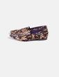 Zapato animal print texturizado CALITA