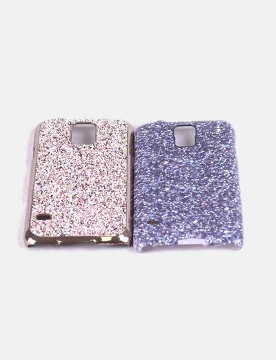 Samsung s5 glitter cases NoName