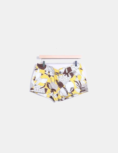 Short floral  Miss Sixty