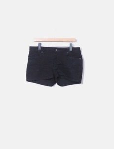 4a57ef34ef8 Short denim negro Venca