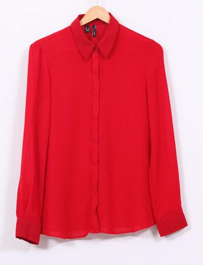 Roja Mango Mango Camisa Gasadescuento 76Micolet Camisa Gasadescuento 76Micolet Roja MqzVGpSU