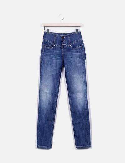 Jeans denim push up Salsa Jeans