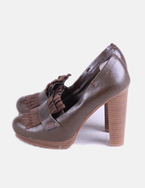 At Con Zapatos Mujer Tacón Xyc47 Xrxtsao De Marrones Marypaz UzMVpLSGqj