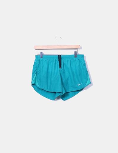 Pantalón corto verde NoName