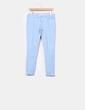 Pantalón azul cielo Bershka
