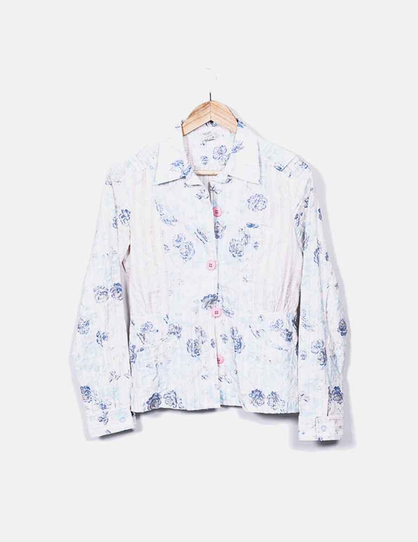 online rayas Camisa mujer Barcelona de Tops 5A4xwP Custo estampada 5fzqfg